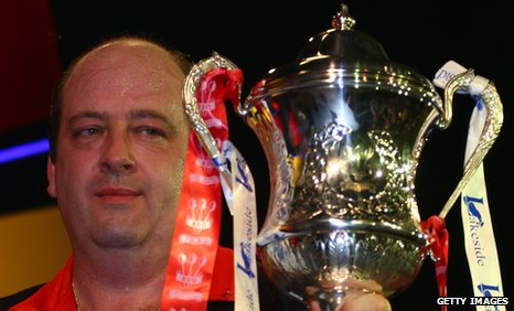 BDO World Champion Ted Hankey makes the switch from BDO to PDC
