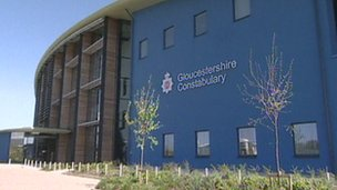 Gloucestershire Constabulary building