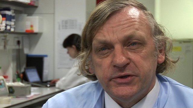 Prof Colin Cooper