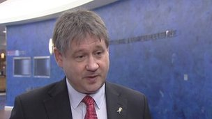 Basil McCrea has called for action on youth unemployment