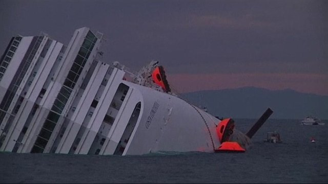 Race To Siphon Fuel From Stranded Cruise Ship BBC News - Stranded cruise ship