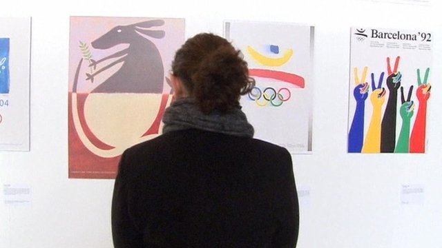 Olympic poster exhibition