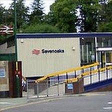 Sevenoaks railway station