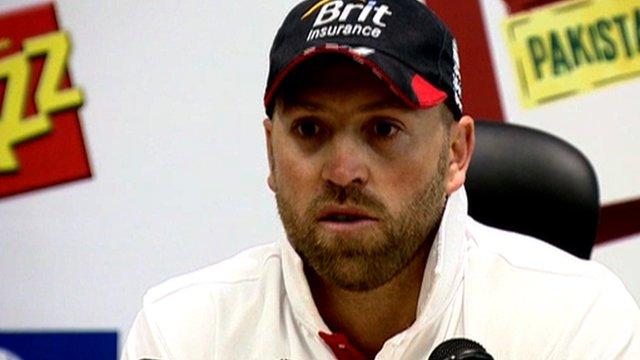 Matt Prior - England wicket-keeper batsman