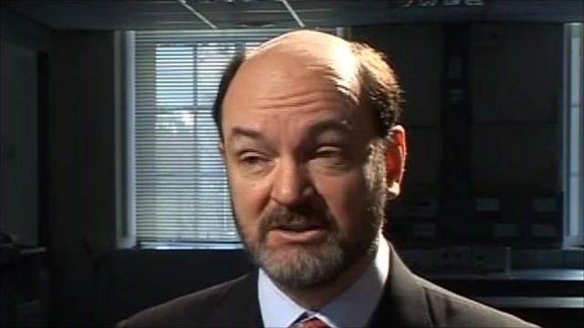 Andrew Burns, World Bank