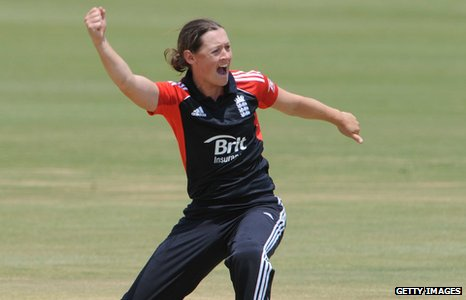 England's Sarah Taylor