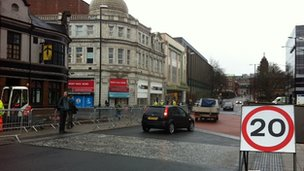 Cov shared space junction 2