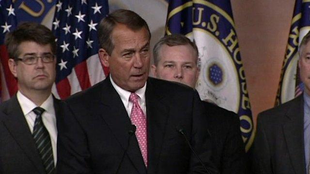 House Speaker, John Boehner