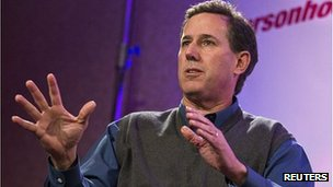 Rick Santorum at the Personhood USA forum, 18 January 2011