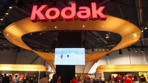 Kodak sign