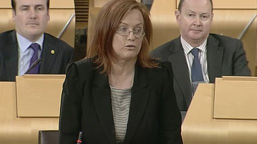 "SNP MSP Joan McAlpine leads a debate on the ""Save Introducing in Scotland"" radio programme."
