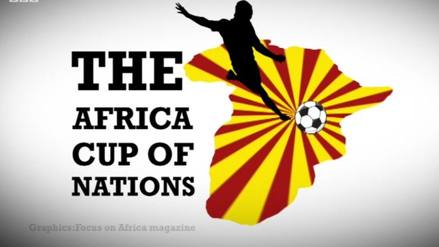 Africa Cup of Nations graphic