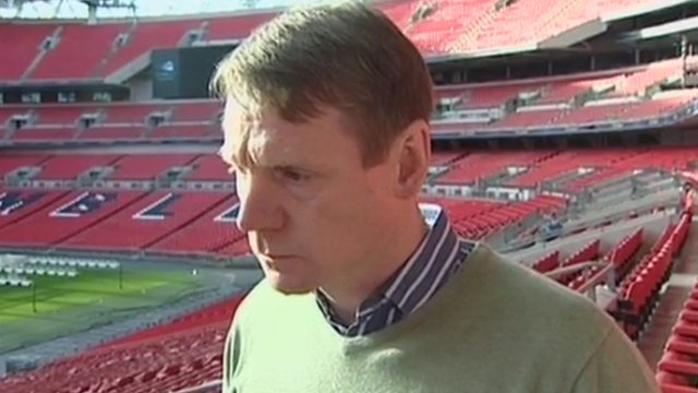 England under-21 and Olympic team boss Stuart Pearce