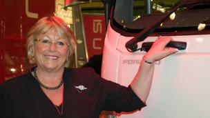 Nikki King, chief executive of Isuzu Trucks UK