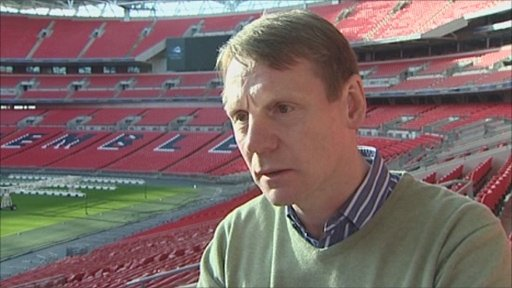 Team GB football manager Stuart Pearce