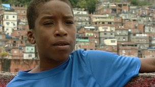 Iuri wants to be a Surfer at the Rio Olympics in 2016