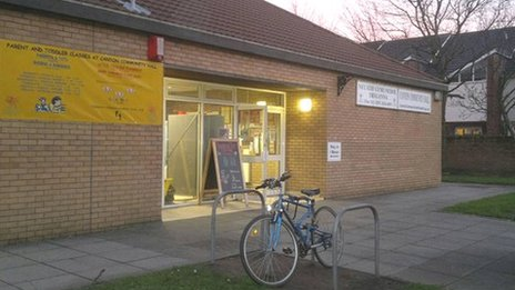 Canton Community Hall, Cardiff