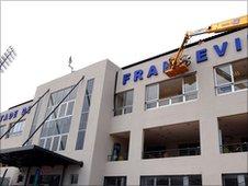 Gabon's Stade de Franceville