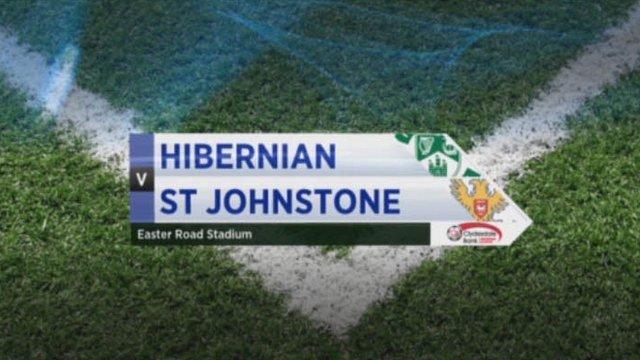 Hibernian v St Johnstone