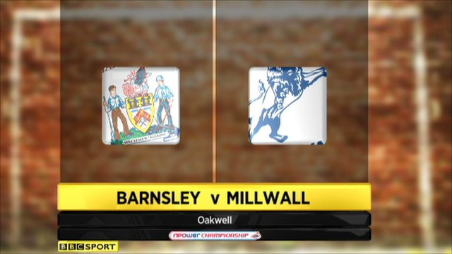 Barnsley 1-3 Millwall