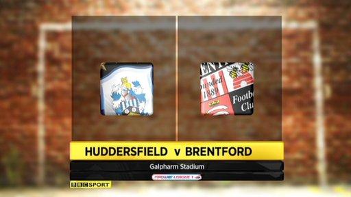 Huddersfield 3-2 Brentford