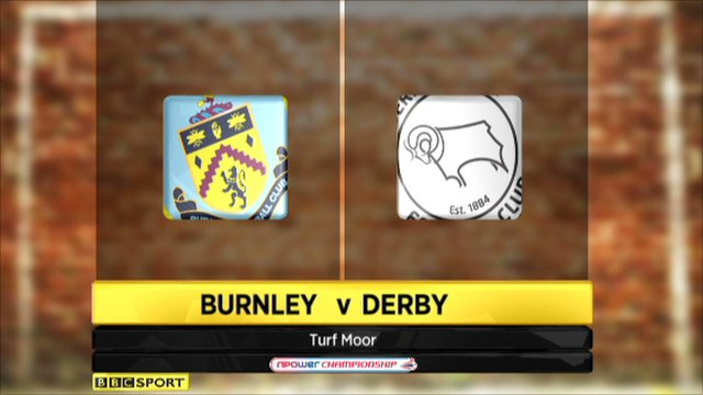 Burnley 0-0 Derby
