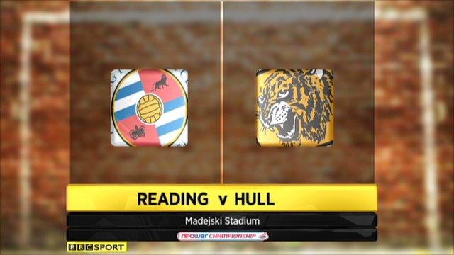 Reading 0-1 Hull