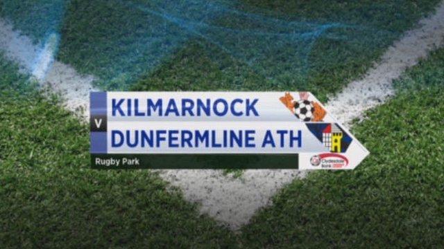Kilmarnock v Dunfermline