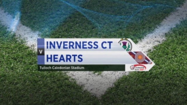 Inverness CT v Hearts