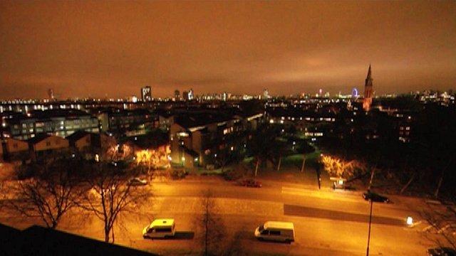 Street Lights in London