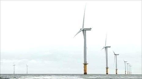 Rhyl Flats wind farm
