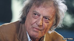 Tom Stoppard in Jaipur