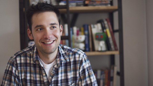 Reddit co-founder, Alexis Ohanian