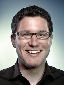 US technology sector entrepreneur Eric Ries