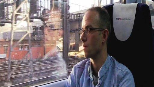 Commuter Dom Utton