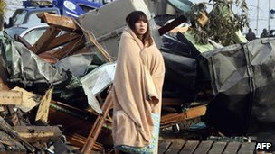 Japan quake victim in 2011