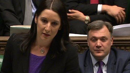 Shadow chief secretary Rachel Reeves