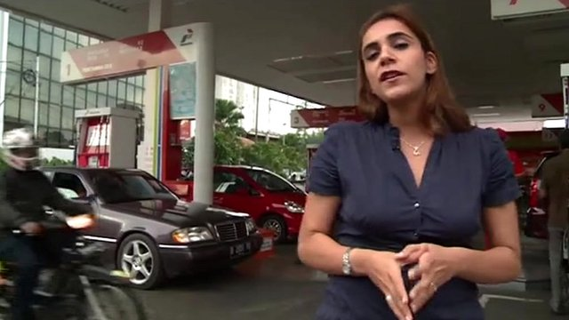 The BBC's Karishma Vaswani
