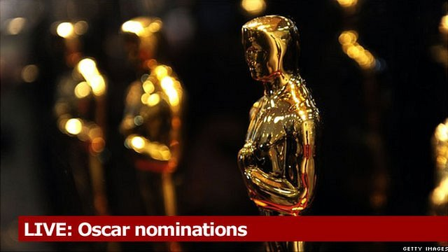 LIVE: Oscar nominations