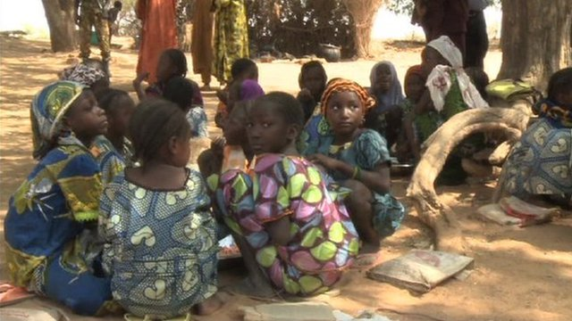 Children in Niger