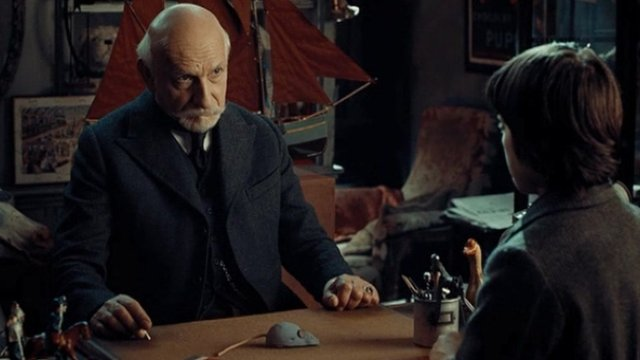 Sir Ben Kingsley, Asa Butterfield