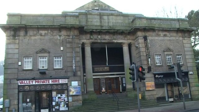 Hebden Bridge Picture House