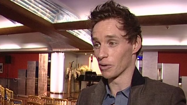 Eddie Redmayne