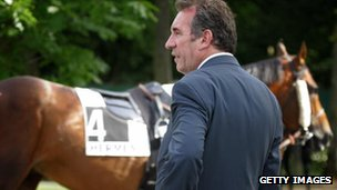 Francois Bayrou - file pic June 2006
