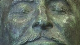 Stalin's death mask