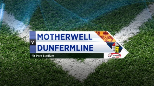 Highlights - Motherwell 3-1 Dunfermline