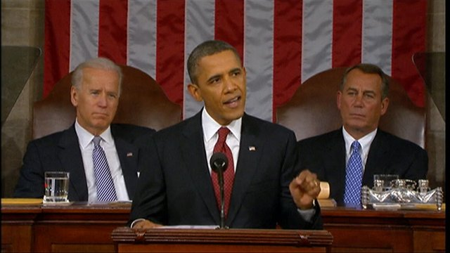 Obama Urges Economic Fairness