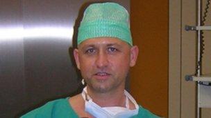 Prof Oskar Aszmann