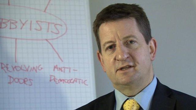 Lobbyist Mark Adams
