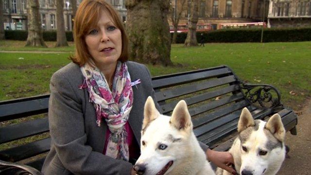 Caroline Kisko, secretary of the Kennel Club